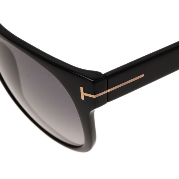 Tom Ford Black Astor Sunglasses