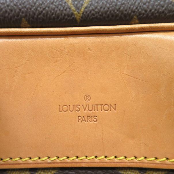 Louis Vuitton Monogram Excursion Boston
