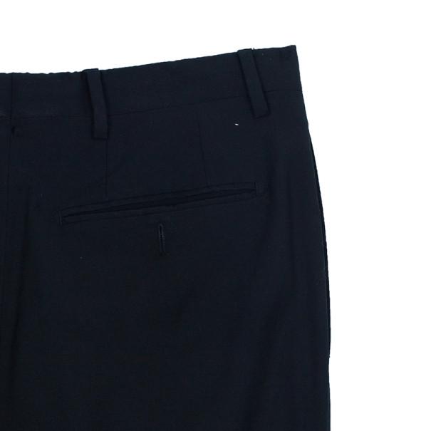 Burberry Tailored Fit Black Men's Suit EU46