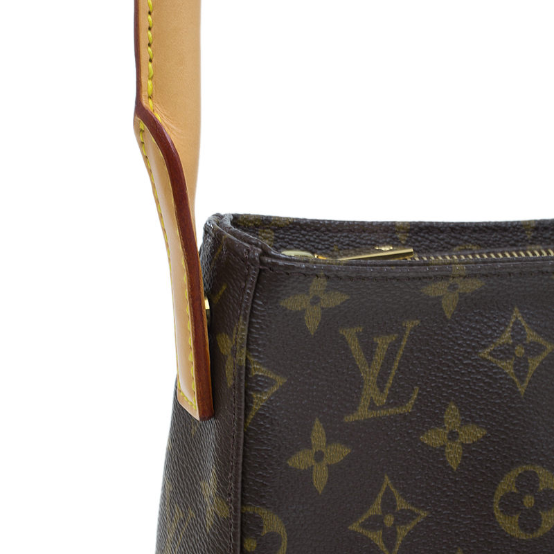 Louis Vuitton Monogram Canvas Looping MM Bag