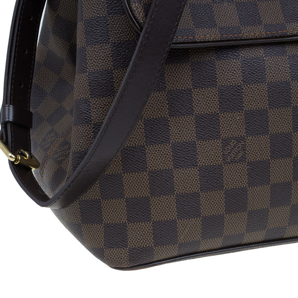 Louis Vuitton Damier Ebene Bergamo GM