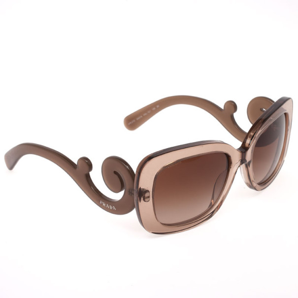 1bb34ced7442 ... new zealand prada brown rectangle baroque sunglasses. nextprev.  prevnext ad0c3 d6acd ...