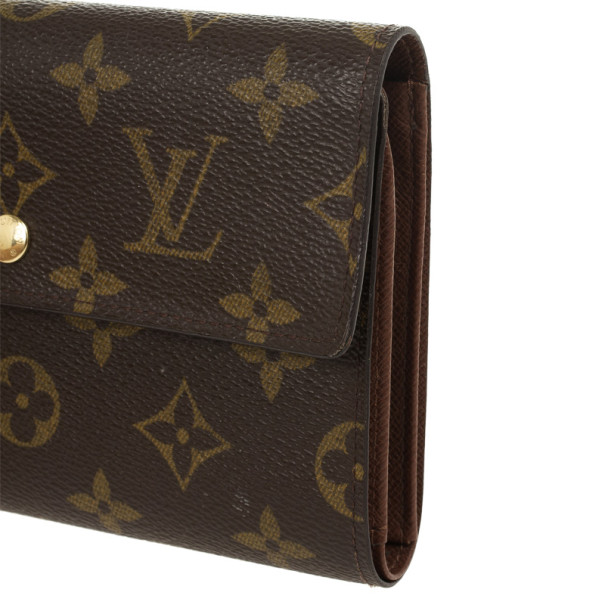 Louis Vuitton Monogram Alexandra Wallet