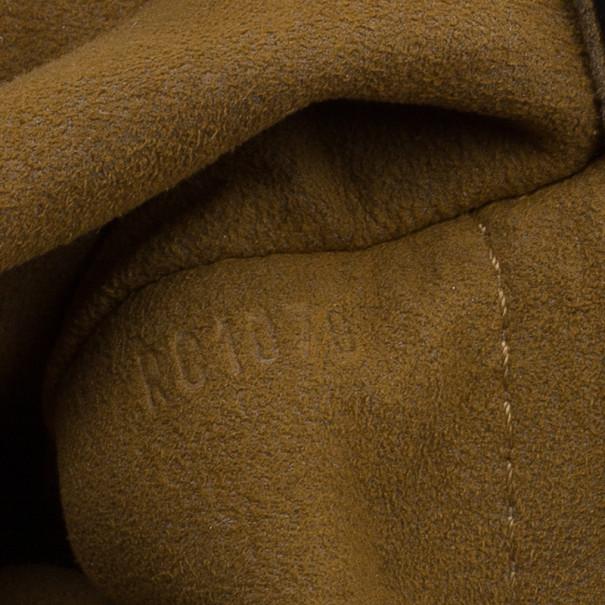 Louis Vuitton Brown Monogram Limited Edition Epices Kalahari Hobo