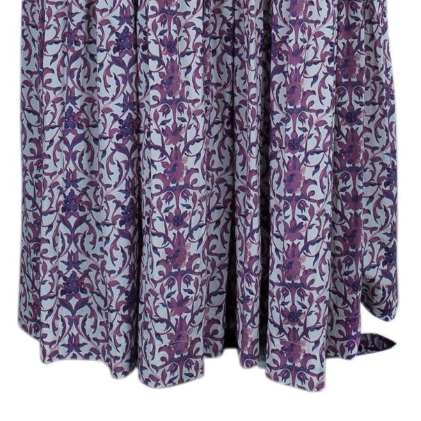 Tory Burch Logan Printed Maxi Dress L