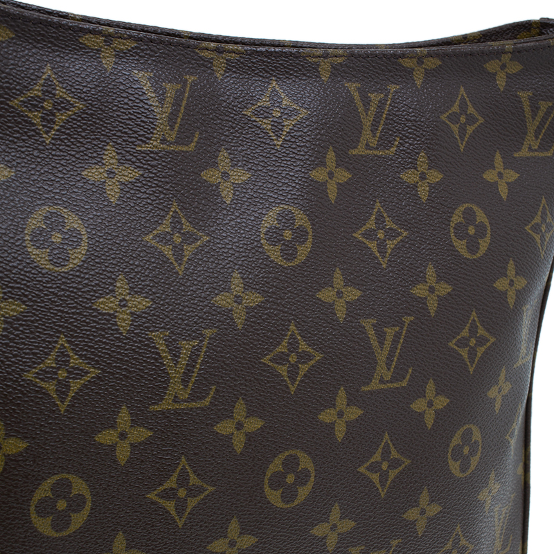 Louis Vuitton Monogram Canvas Looping GM Hobo