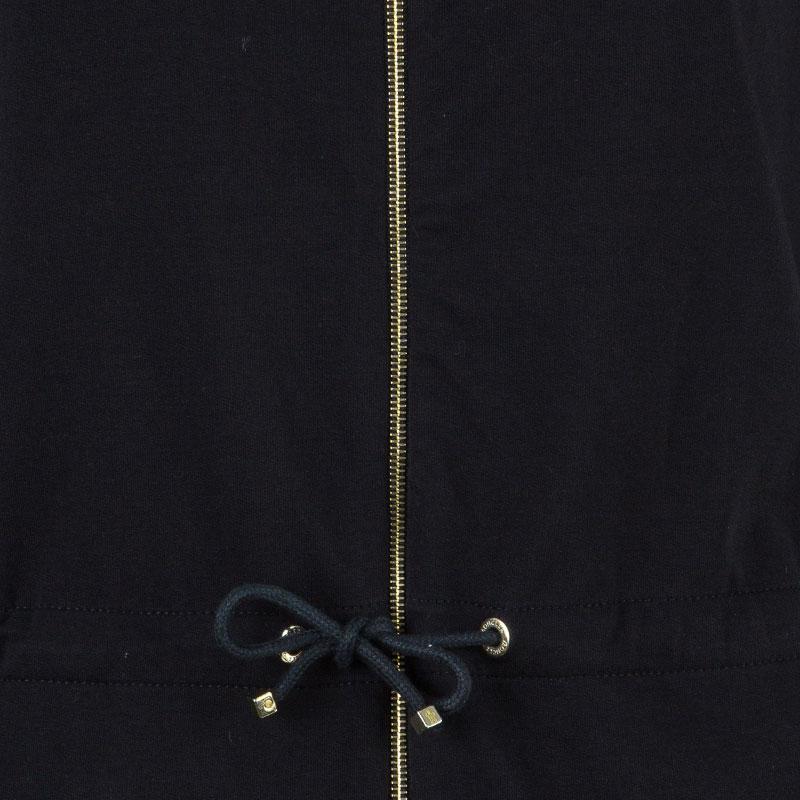 Moncler Monochrome Long Cardigan M