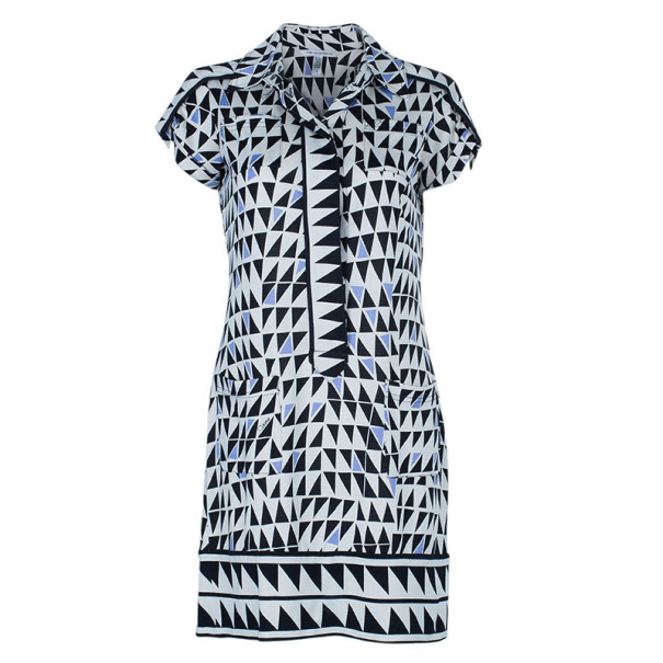 Diane Von Furstenberg Vanozza Dress S