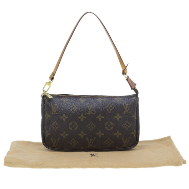 Louis Vuitton Monogram Canvas Pochette