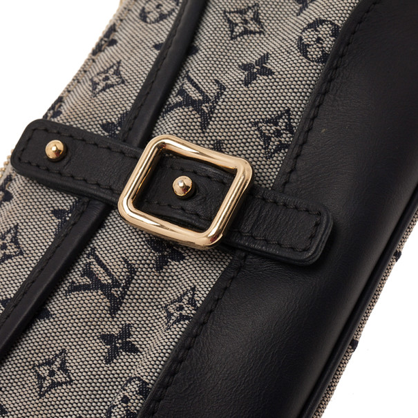 Louis Vuitton Blue Monogram Idylle Coin Purse