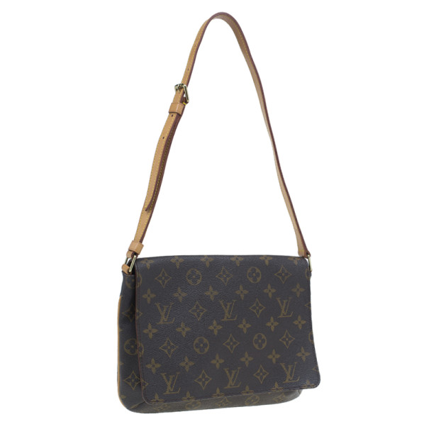 Louis Vuitton Monogram Canvas Musette Tango