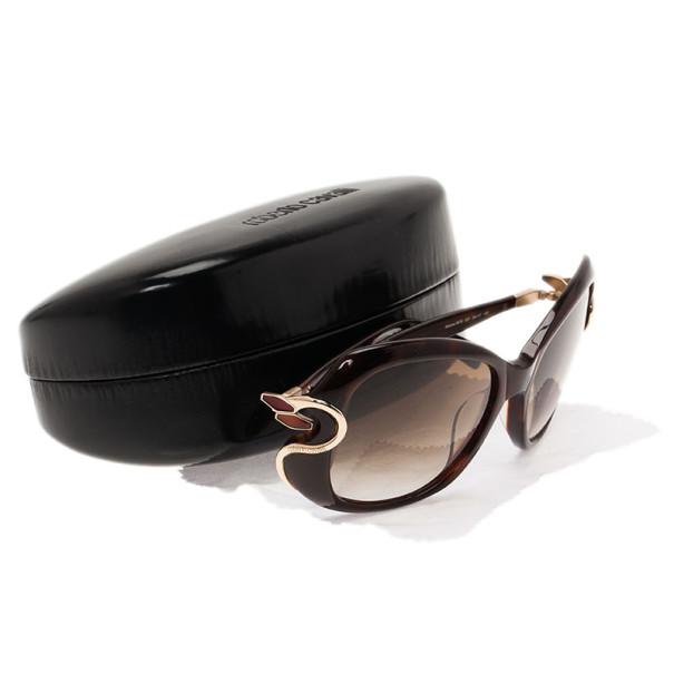 Roberto Cavalli Brown Melissa Sunglasses