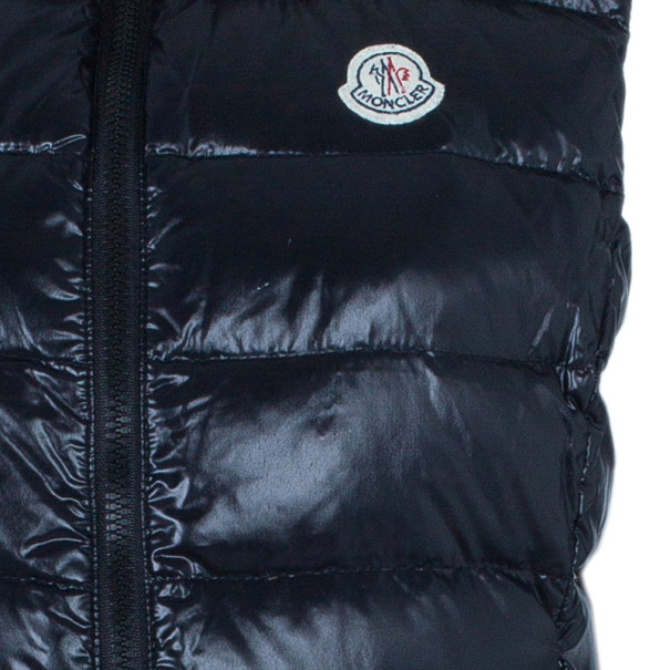 Moncler Ghany Down Puffer Vest S