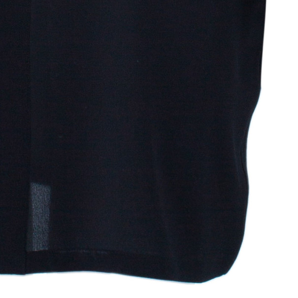 Balenciaga Collared Shift Dress M