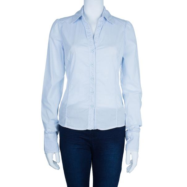 Emporio Armani Button Down Casual Shirt M