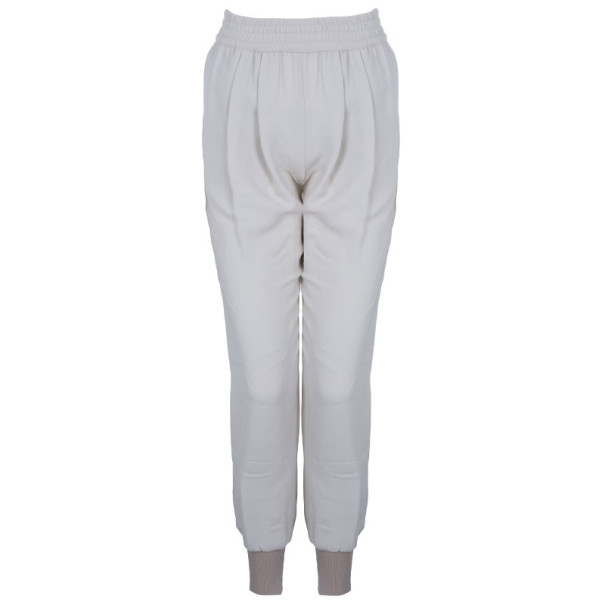 Stella McCartney Beige Casual Pants S