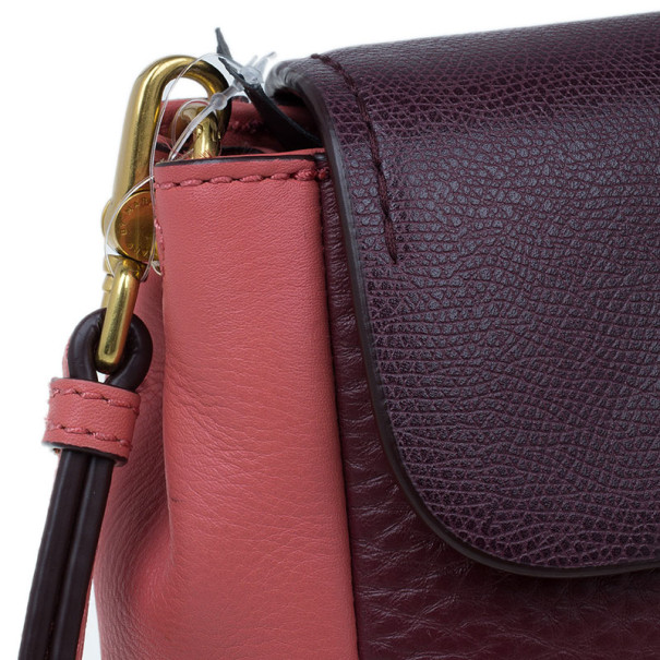 Marc by Marc Jacobs Colorblock Leather Sheltered Island Satchel