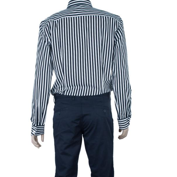 Fendi Printed Fitted Shirt EU42