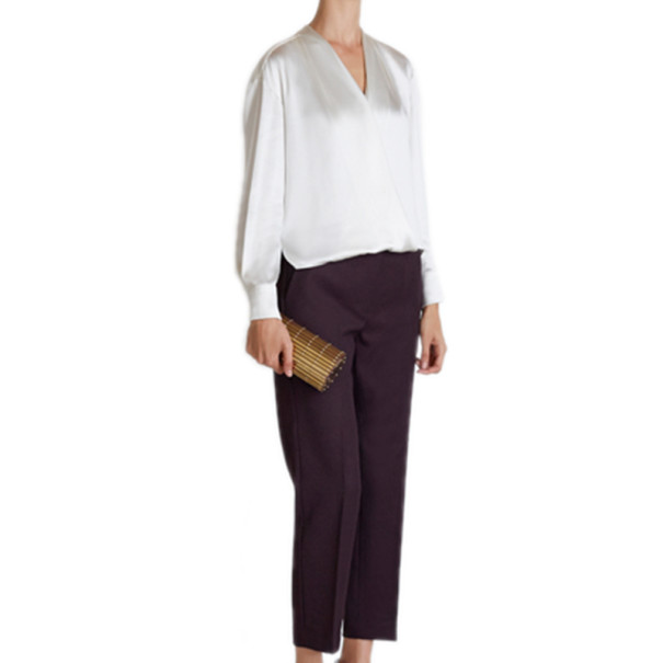 3.1 Phillip Lim Mulberry Pencil Trousers M