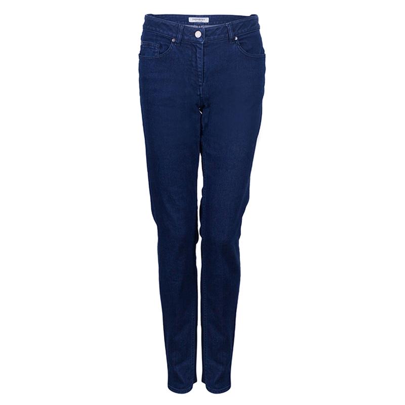 Saint Laurent Paris Blue Denim Skinny Jeans M