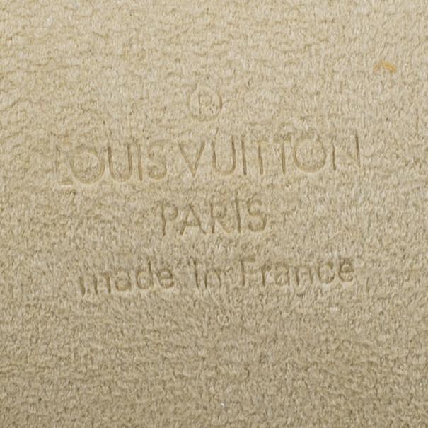 Louis Vuitton Limited Edition Monogram Canvas Theda PM
