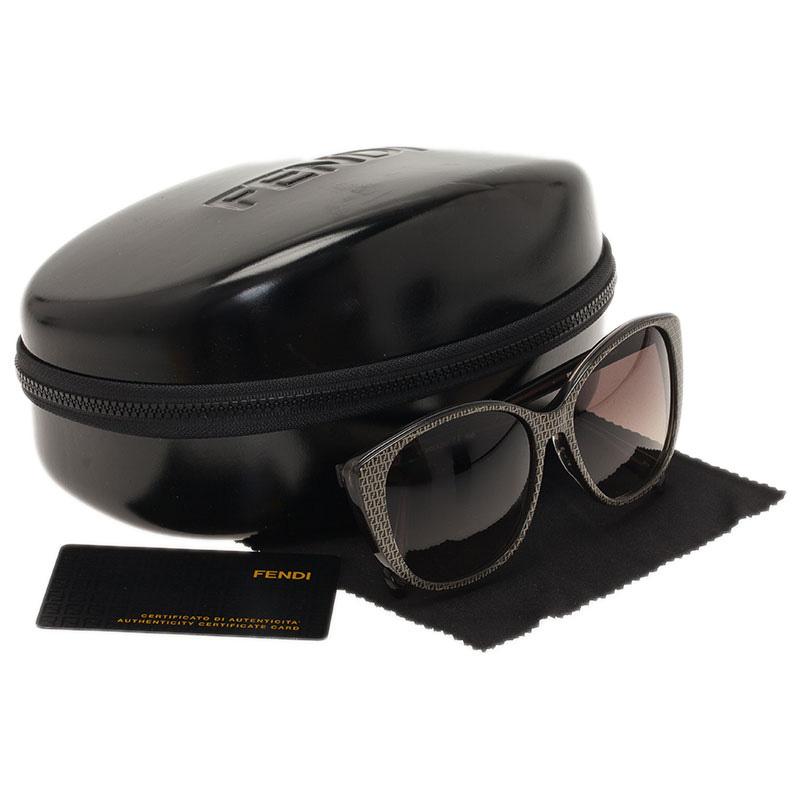 Fendi Brown FS 5288 Cat Eye Sunglasses