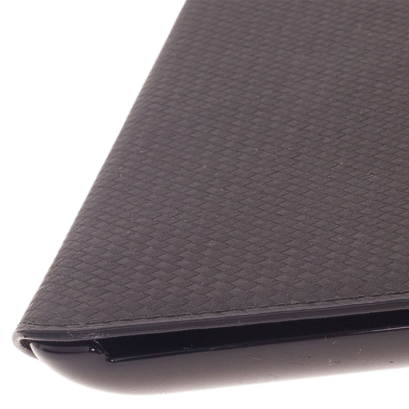 MontBlanc Black Patterned Leather Meisterstuck Galaxy Tab 7.7 Cover