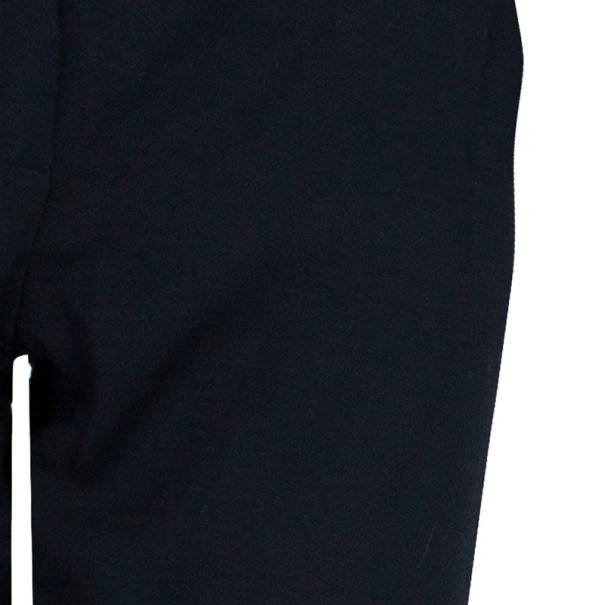 Emporio Armani Black Formal Trousers M