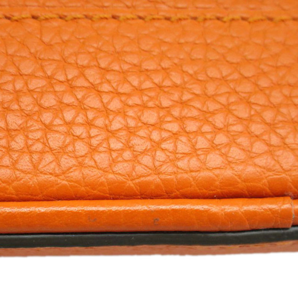Louis Vuitton Clementine Leather Alma PM