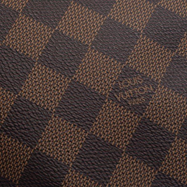 Louis Vuitton Damier Ebene Canvas Toiletry Bag