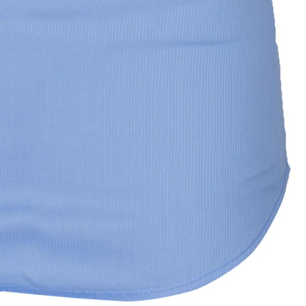 Dsquared2 Blue Ruffle Detail Top S