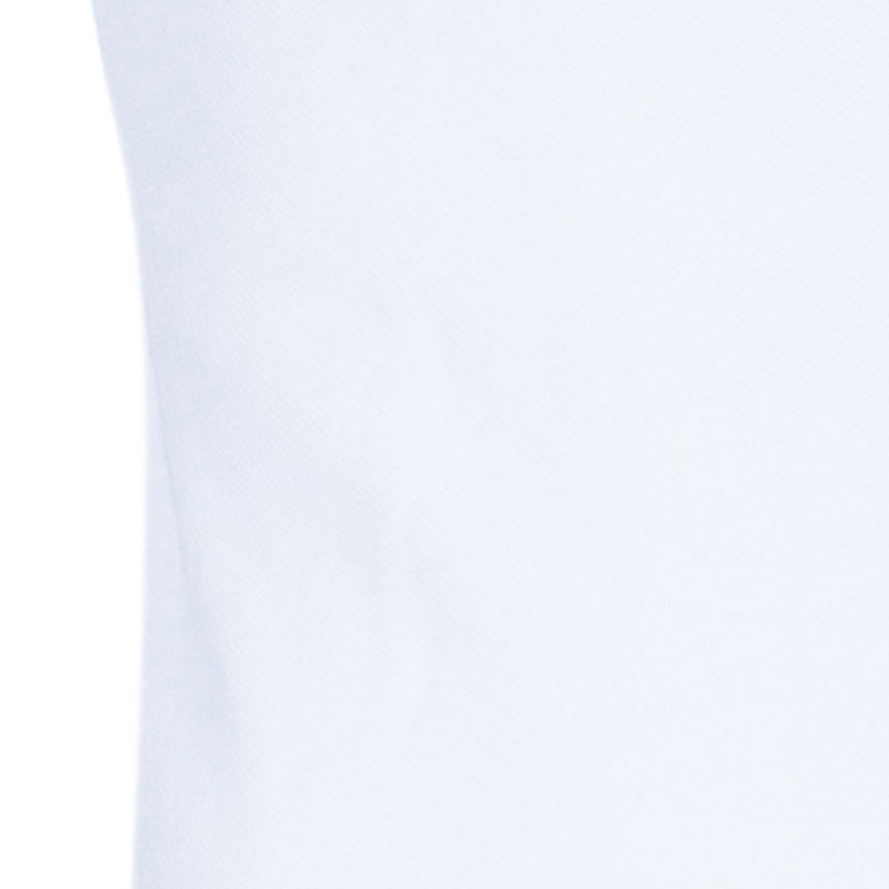 Burberry Men's White Cotton Polo Shirt M