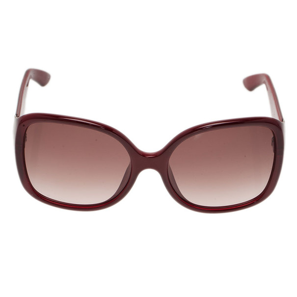Fendi Pequin Red 5254 Sunglasses