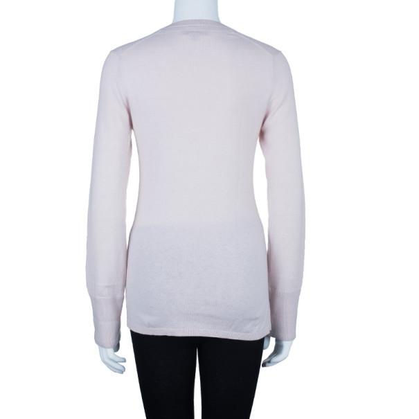 Burberry Brit Light Pink Sweater S