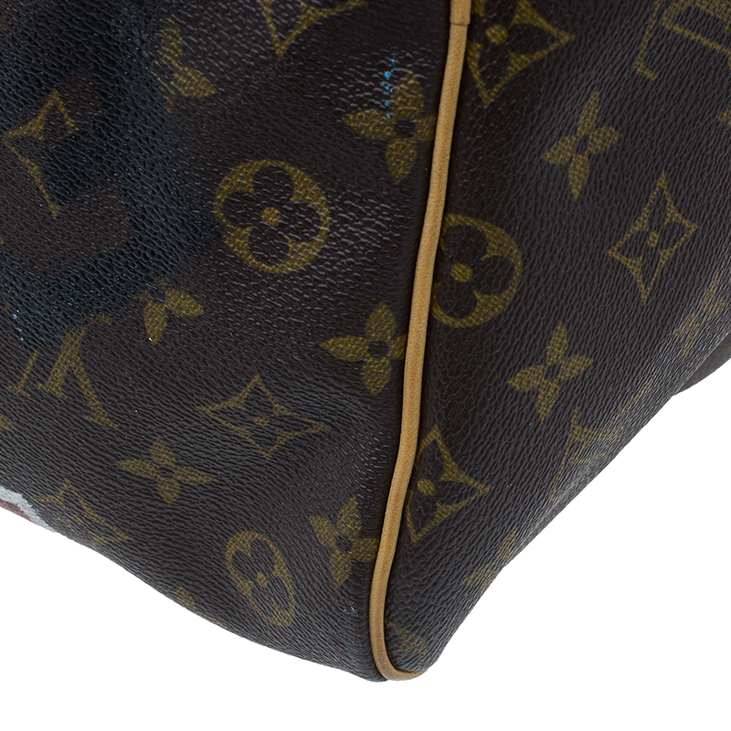 Louis Vuitton Monogram Canvas Year Zero Keepall 60