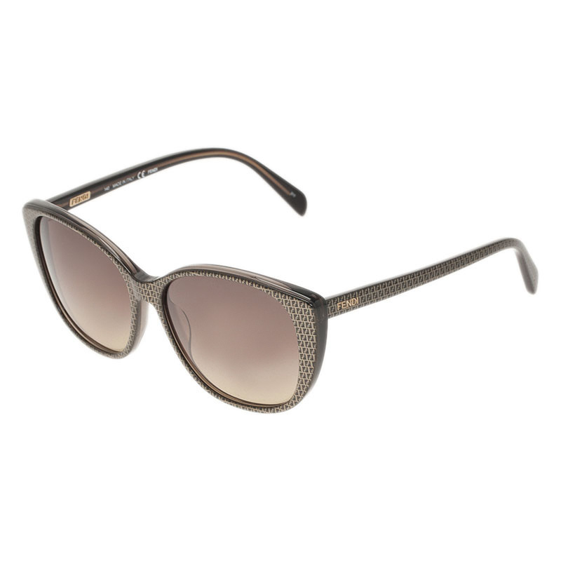 Fendi Brown FS 5288 Cat Eye Sunglasses