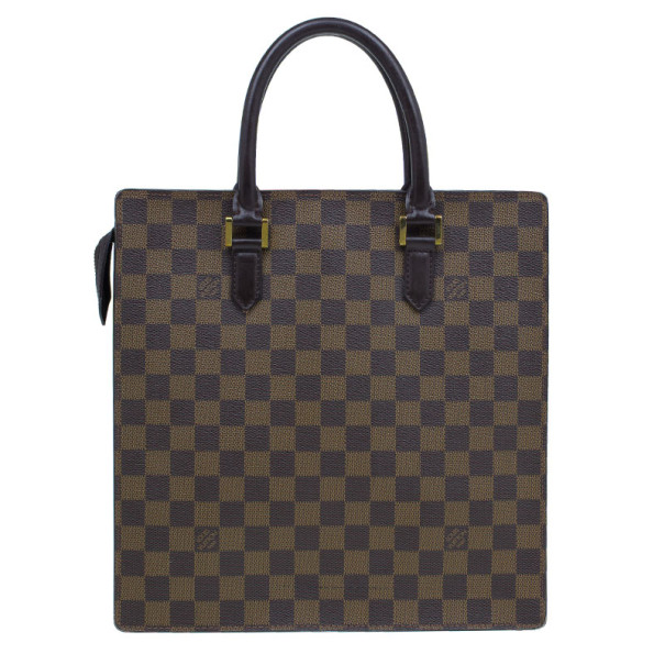 Louis Vuitton Damier Ebene Canvas Venice Tote