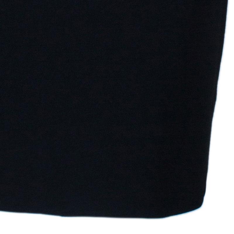 Diane von Furstenberg Black Lace Dahlia Dress L