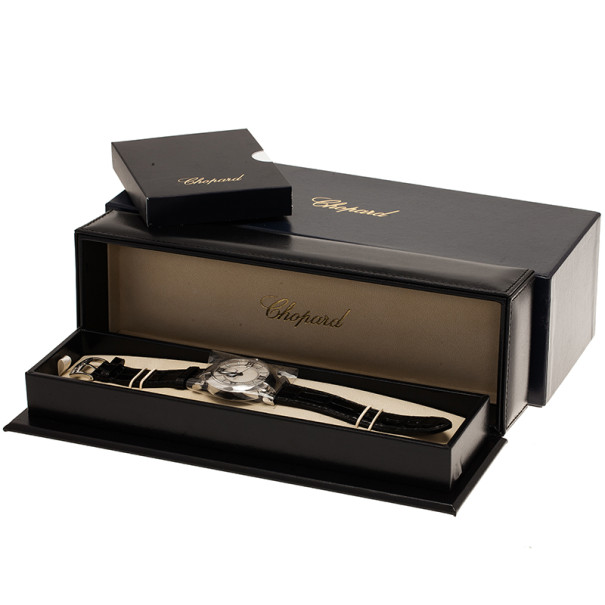 Chopard Cream Imperiale Women's Wristwatch 36MM