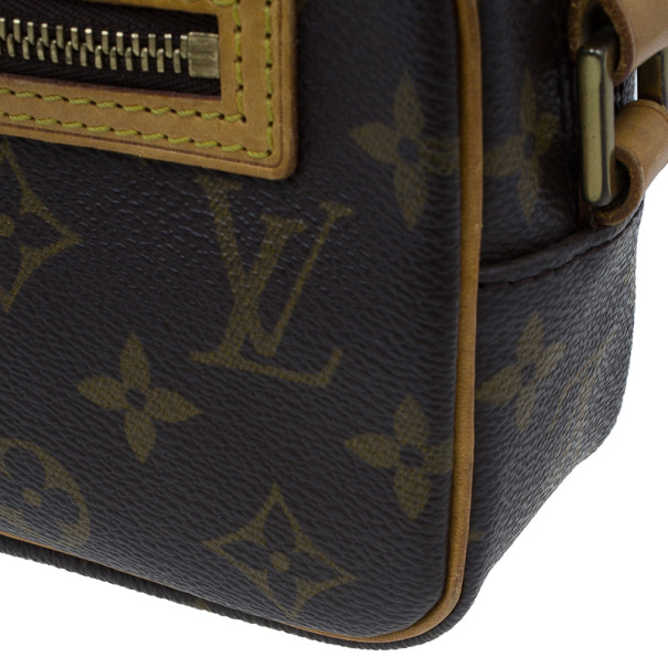 Louis Vuitton Cite Monogram Pochette