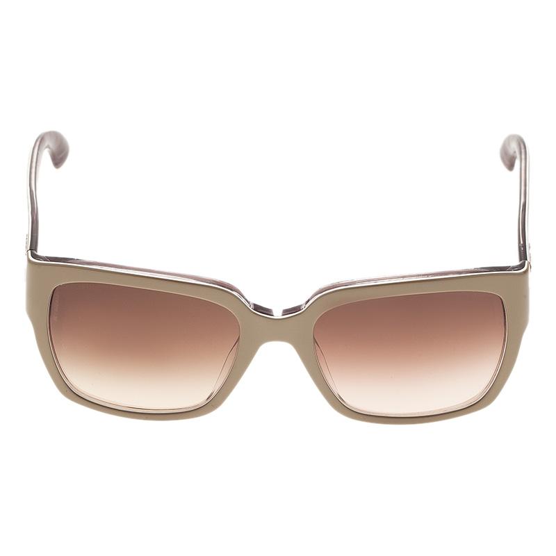 Chanel Beige Sunglasses  chanel beige 5220 square sunglasses lc