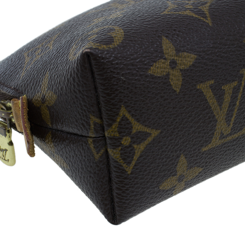 Louis Vuitton Monogram Cosmetic Pouch