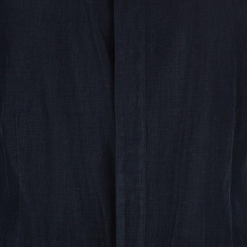Giorgio Armani Navy Light Blazer EU 52