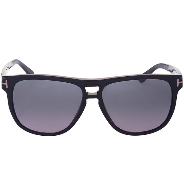 Tom Ford Black Lennon Sunglasses
