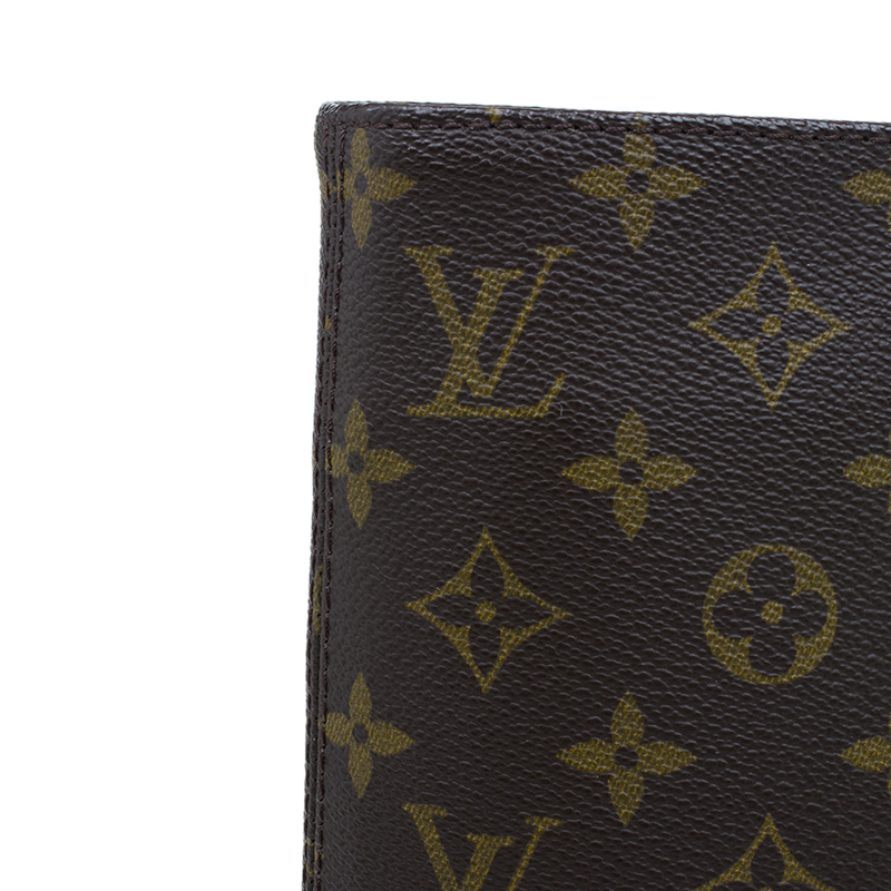 Louis Vuitton Monogram Canvas Luco Tote