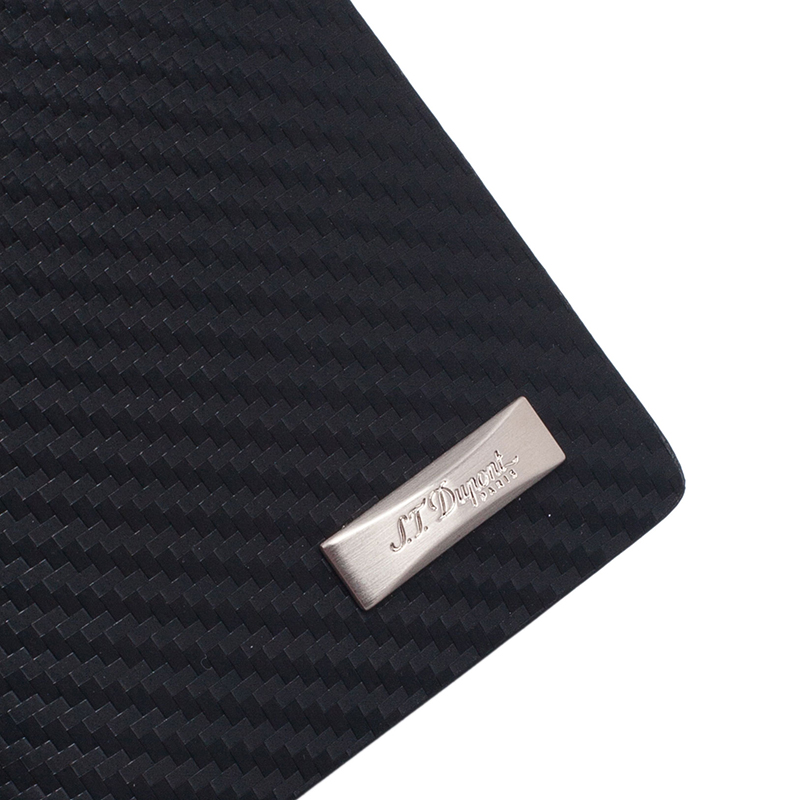 S.T. Dupont Black Continental Wallet