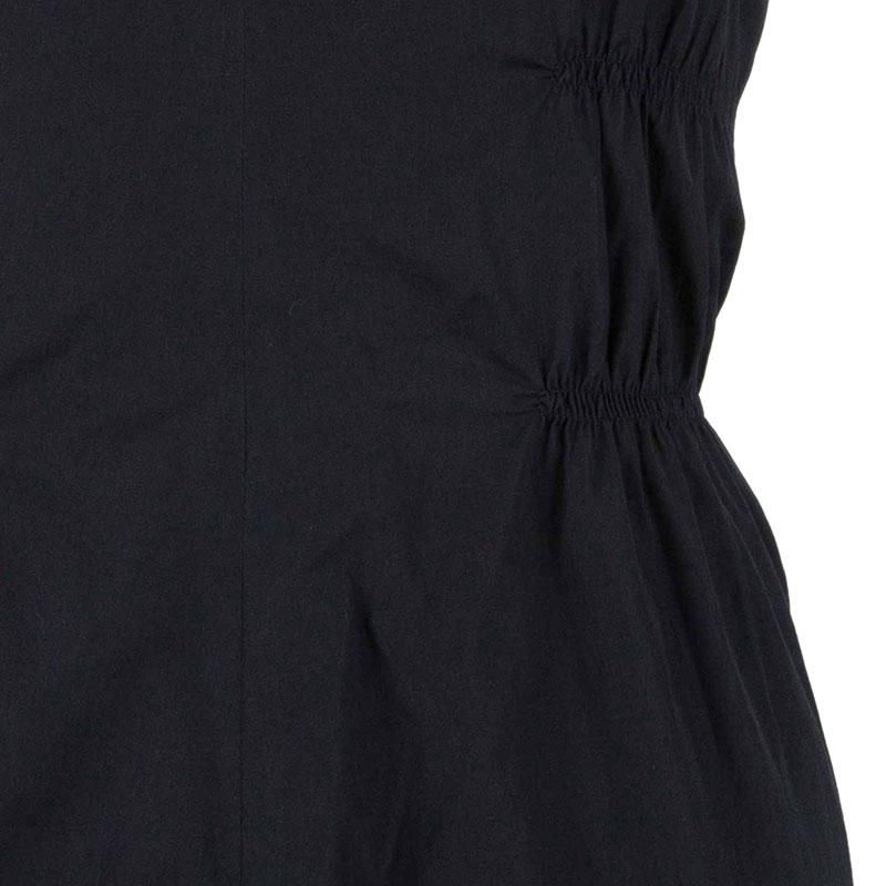 Prada Black Sleeveless Bow Top S