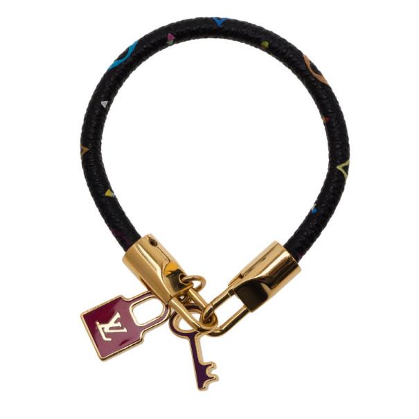 Louis Vuitton Luck It Multicolore Bracelet 18CM