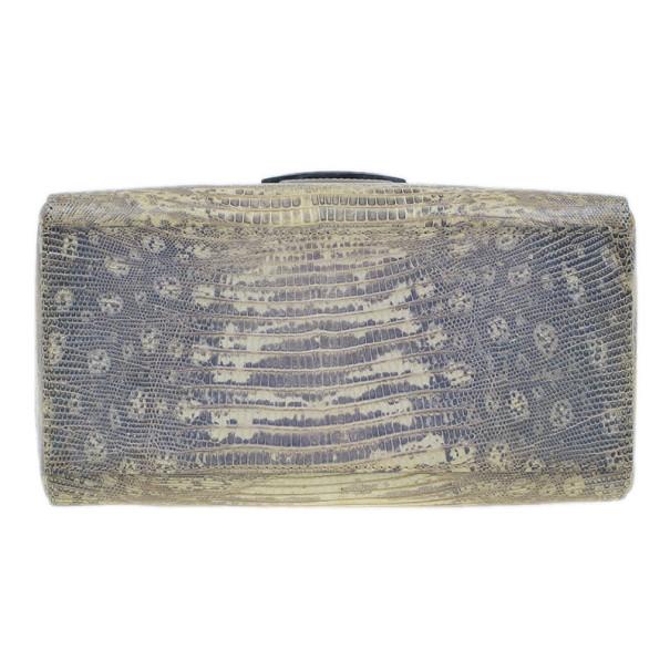 Fendi Lizard Box Bag