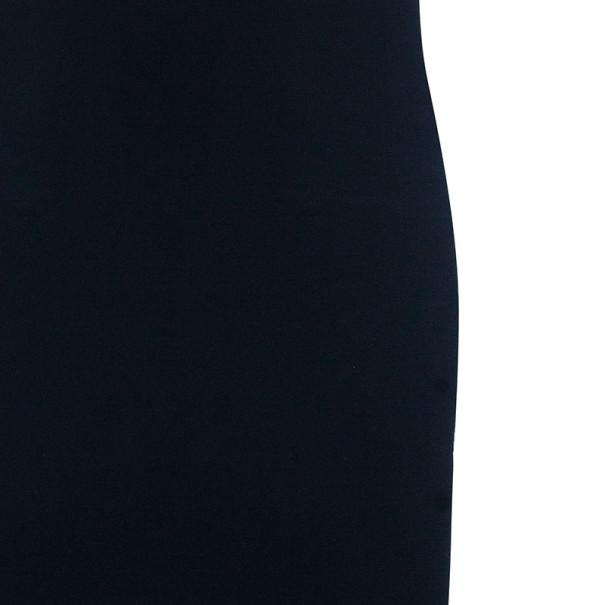 Michael Kors Criss-Cross Detail Cocktail Dress S